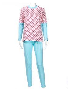 Пижама, 2035, Шарена 2035 артикулно отпред