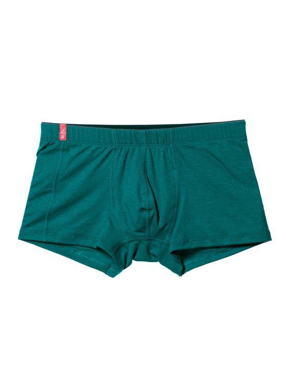 Мъжки боксерки Прикрит ластик, 0505, Зелен 0505 артикулно отпред