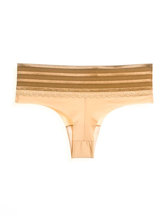 Луксозни лазерно изрязани бикини бразилиана със стягащ ластик 1701 артикулно отзад