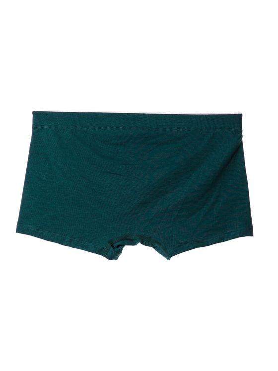 Мъжки боксерки Прикрит ластик, 0505, Зелени 0505 артикулно отзад
