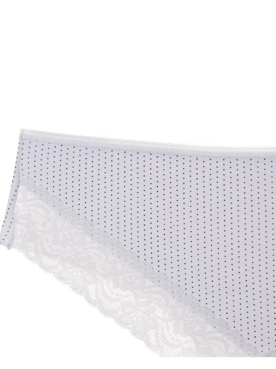 Дамски боксерки, 0605, Бяло 0605 детайлна снимка