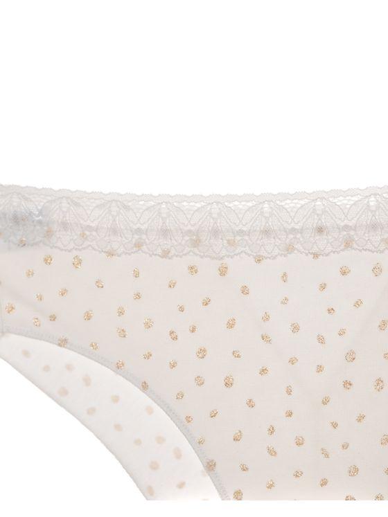 Бикини Класически, 0713, Бяло 0713 детайлна снимка