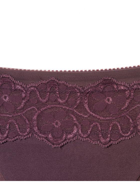 Бикини Лазерно рязани, 1704, Лилаво 1704 детайлна снимка